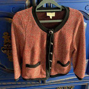 Modcloth Crop Short Sweater Jacket Cardigan